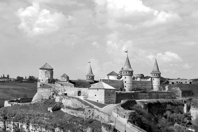 Кам-Под фортеця
