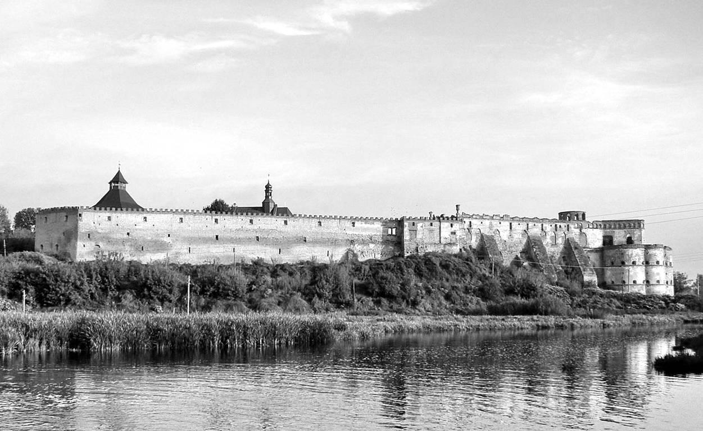 Меджибызький замок