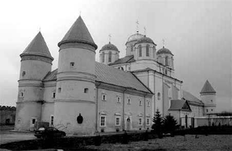 Троъцький Межирыцький монастир