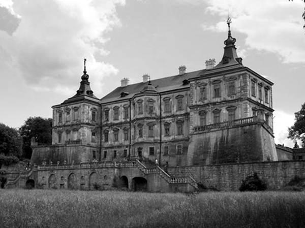 замок у Пыдгырцях